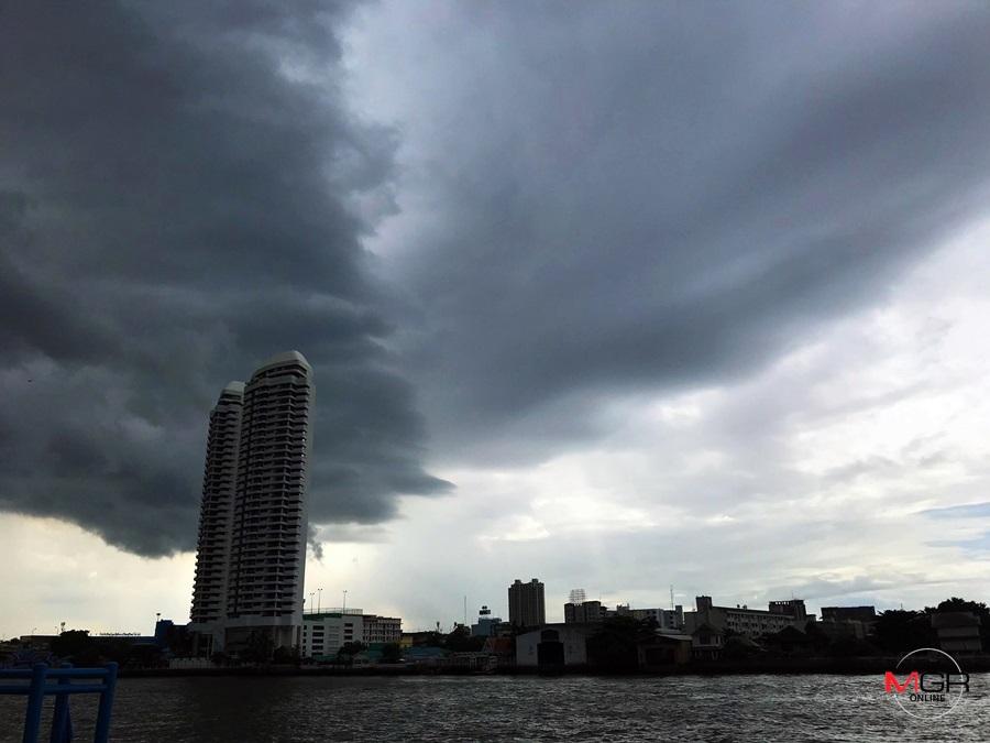 อุตุฯ เตือน ทั่วไทยฝนมากขึ้น เหนือโดนถล่มหนักร้อยละ 70 ซัดกระหน่ำกรุงร้อยละ 40
