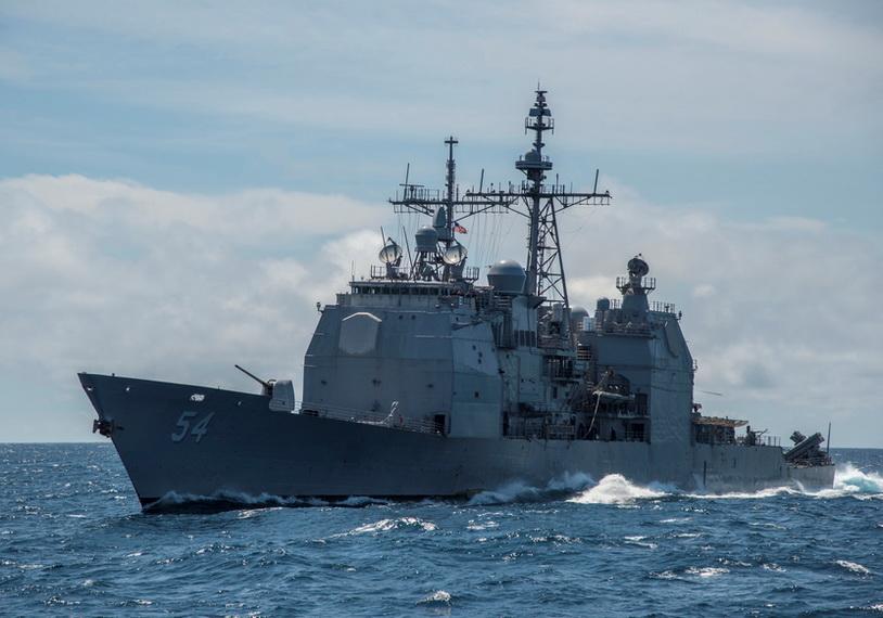 จัดไปถี่ๆ! สหรัฐฯ ส่งเรือลาดตระเวนเข้า 'ช่องแคบไต้หวัน' ยั่วโมโหจีนอีกรอบ