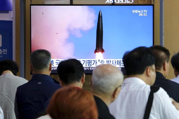 โสมแดง'ลองของ'ยิงขีปนาวุธ2ลูก  แผนฟื้นเจรจาปลดนุกส่อแววสะดุด  นัดหมายที่กรุงเทพฯของรมว.ต่างประเทศเกาหลีเหนือ-สหรัฐฯทำท่า'แท้ง'