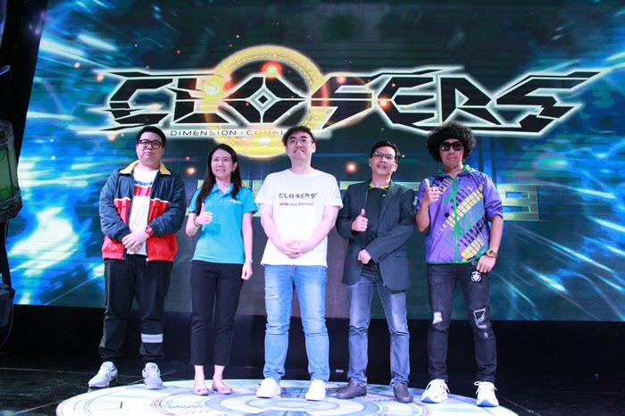 """นาดดิคเกม เปิดตัว """"Closers Online"""" พร้อมให้บริการในไทยสิงหาคมนี้"""