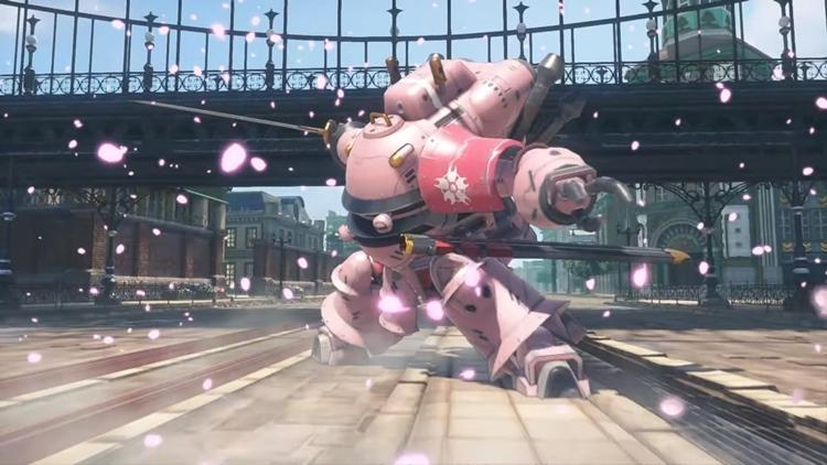 """Project Sakura Wars"" จากอาร์พีจีเทิร์นเบส ผันแปรสู่เกมแอ็คชั่นหุ่นรบ"