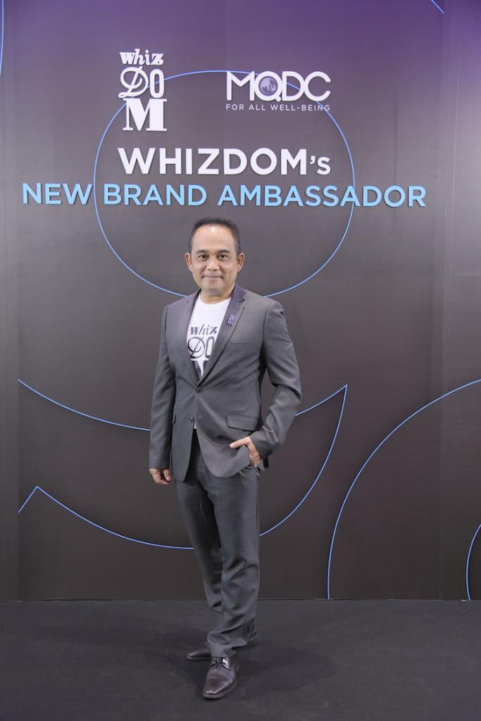 "MQDC ฉีกแนวอสังหาฯ หนุน Whizdom Society ดึง ""นาย ณภัทร"" เป็น Brand Ambassador คนล่าสุด"