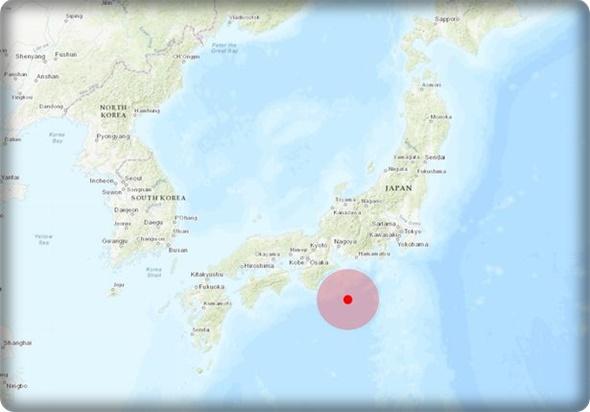 แผ่นดินไหวแรง 6.3 แมกนิจูดนอกชายฝั่งเกาะฮอนชู ไม่เตือนสึนามิ