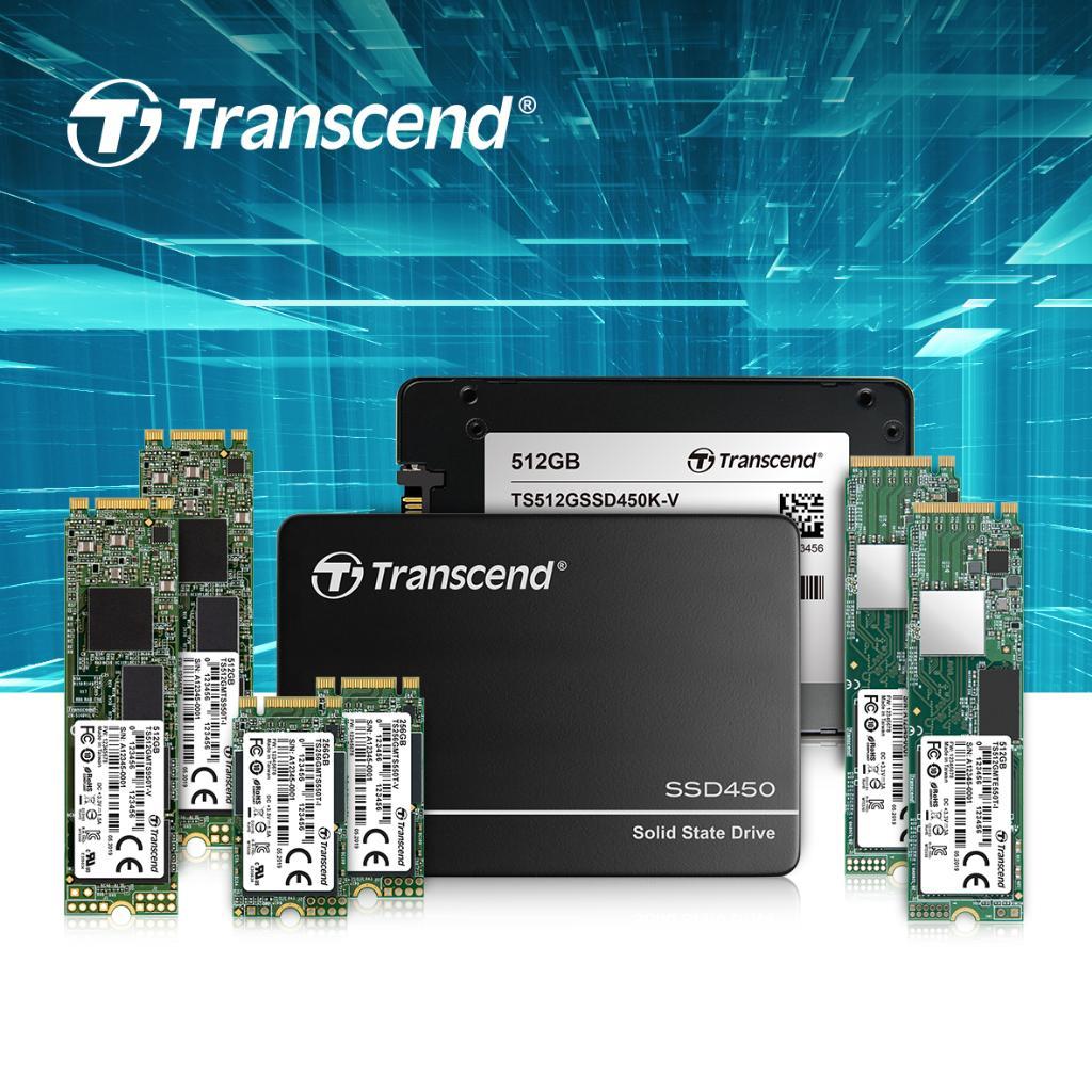 ทรานเซนด์เปิดตัว 3D NAND SSD อึดทนอุณหภูมิสูง รองรับตลาด AIoT