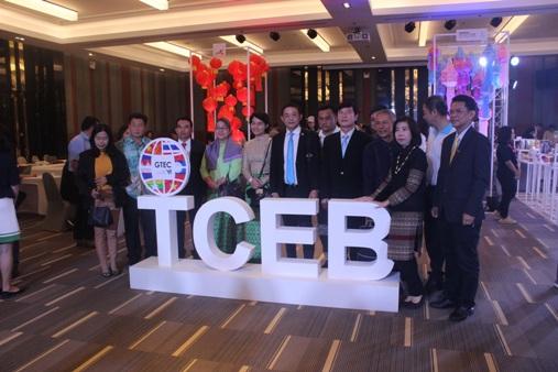 สองกลุ่มทุนใหญ่จีนเชื่อมตลาดจีเท็คไทย นำเครือข่ายจับคู่ธุรกิจชุมชน 17 จว.เหนือ