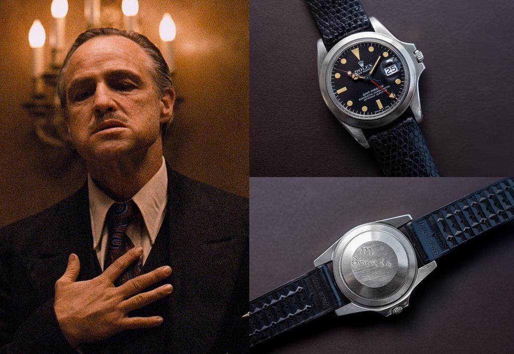 เริ่มต้นกว่า 30 ล้านบาท! ประมูลนาฬิกานักแสดงผู้รับบทเจ้าพ่อใน 'เดอะ ก็อดฟาเธอร์'