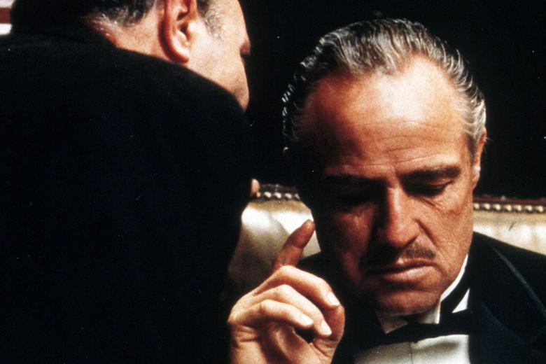 ฉากติดตาที่ลืมไม่ลงของแบรนโดในบท Don Vito Corleone