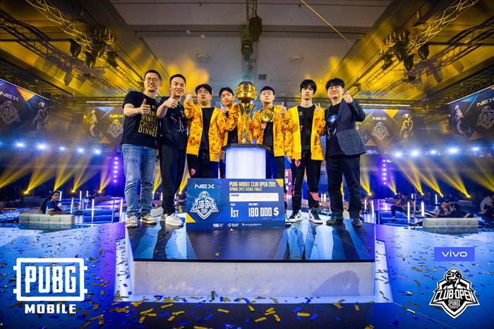 ทีม Top eSports