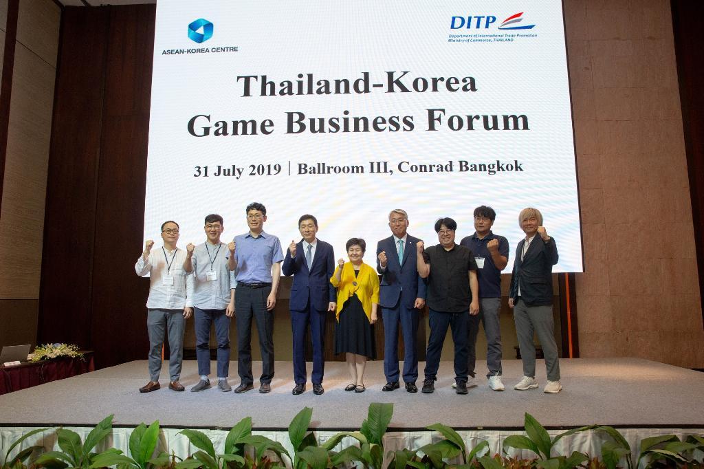 DITP นำผู้ประกอบการเกมเกาหลีพบปะผู้ผลิตเกมแนวสยองขวัญของไทย หวังช่วยต่อยอดทำธุรกิจ