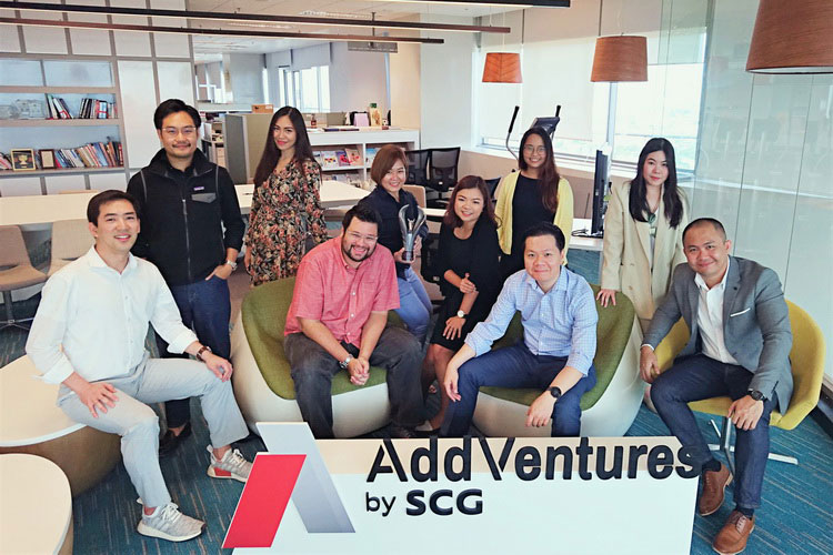 AddVentures by SCG คว้ารางวัล Investor of the Year จากเวที Startup Thailand 2019