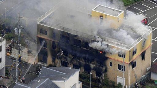 คนชื่อเหมือนผู้ต้องสงสัยวางเพลิง Kyoto Animation เคยส่งผลงานเข้าประกวด