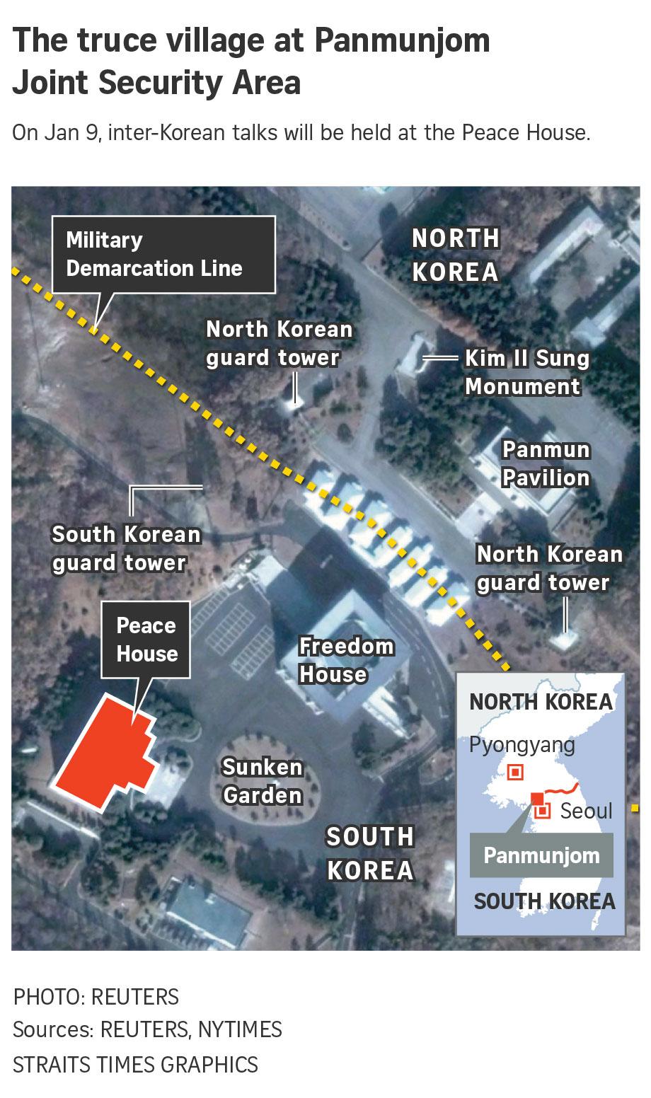 ทหารเกาหลีเหนือแปรพักตร์ข้ามแดนซบ 'เกาหลีใต้' อีกราย