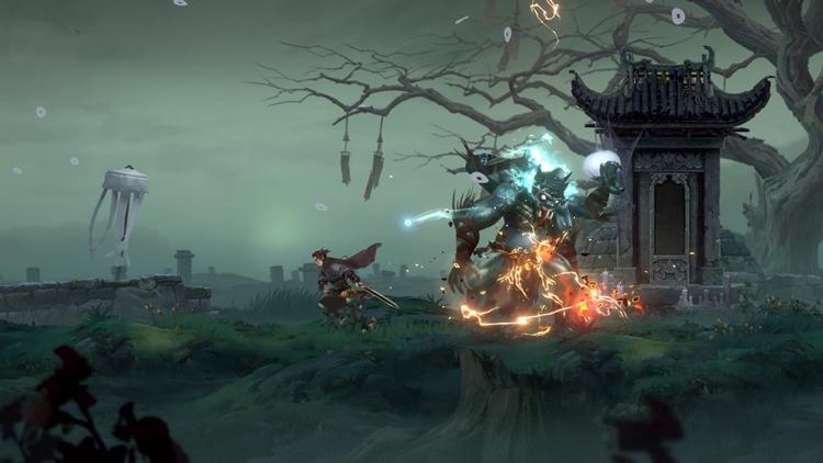 นักพัฒนาจีน จับมือ โซนี่ ส่งแอ็คชั่น 2D ฟาดปีศาจลง PS4