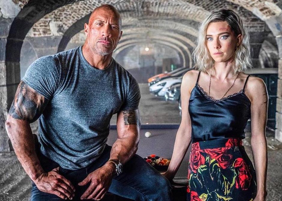 'วาเนสซา เคอร์บี้' สาวที่ทำให้ฮอบส์ต้องหลีใน Fast & Furious : Hobbs & Shaw