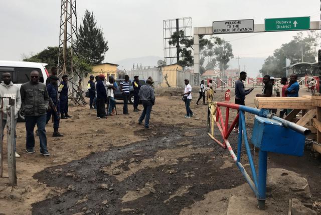 รวันดาปิดชายแดนติดคองโก ผวาพบผู้ติดเชื้ออีโบลาเพิ่ม