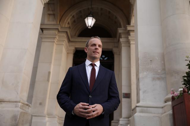 รัฐมนตรีอังกฤษเผยจะไม่มีการแลกเรือน้ำมันกับอิหร่าน