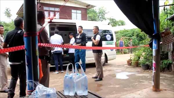 แตกตื่นทั้งหมู่บ้าน!ตำรวจปิดบ้านจับเอเย่นต์ยาบ้าจับยายวัย 71ตัวประกัน