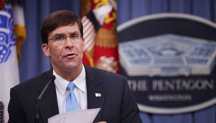 """บอสเพนตากอนเผย! สหรัฐฯ ต้องการติดตั้ง """"ขีปนาวุธใหม่"""" ในเอเชียโดยเร็ว"""