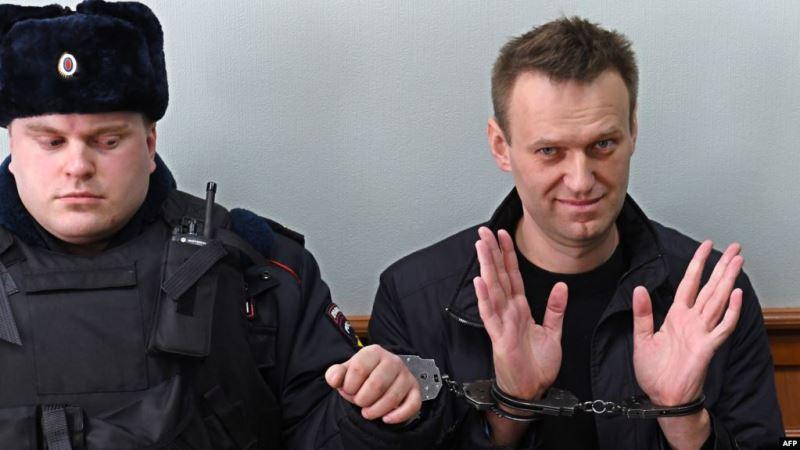 """รัสเซียเริ่มสืบคดีฟอกเงินใน """"กลุ่มต่อต้านคอร์รัปชั่น"""" ของผู้นำฝ่ายค้าน"""
