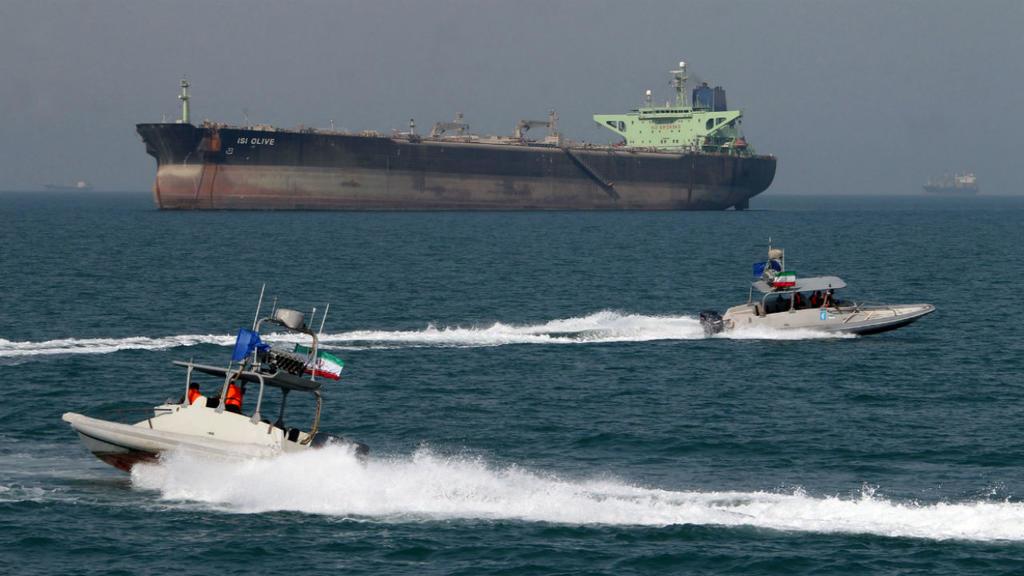 อิหร่านยึดเรือของต่างชาติเพิ่มอีกลำ อ้างลักลอบขนน้ำมัน-รวบตัวลูกเรือ