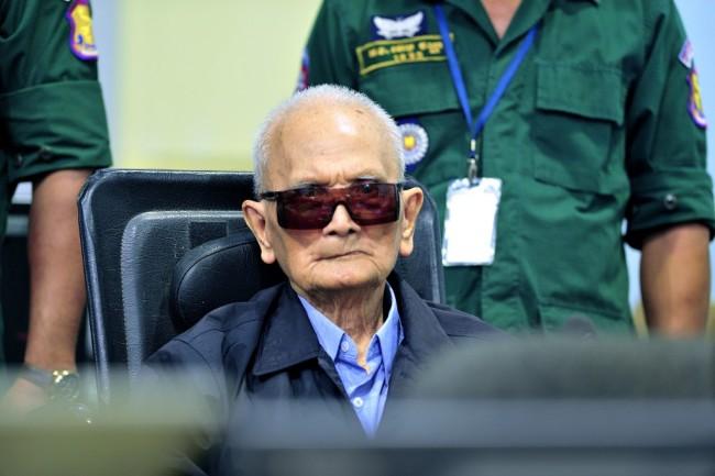 'นวน เจีย' อดีตแกนนำอันดับ 2 เขมรแดงสิ้นลมในวัย 93 ปี