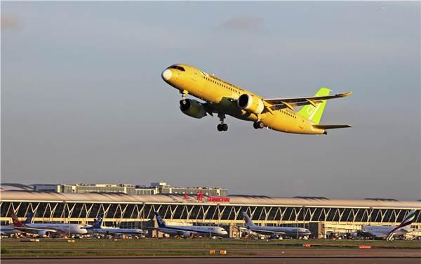 เครื่องบินโดยสารขนาดใหญ่ C919 มุ่งสู่ตลาดพาณิชย์ในสองปี ขณะโบอิ้งขาดทุนย่อยยับ