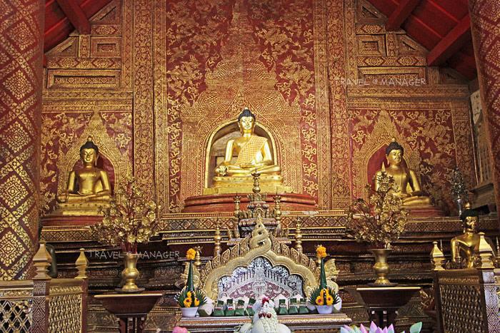 พระพุทธสิหิงค์ เชียงใหม่ เมืองยอดนิยมในไทยที่ชาวไทยอยากพาแม่เที่ยวช่วงวันแม่มากสุด
