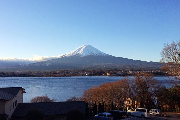 ภูเขาไฟฟูจิ ญี่ปุ่น ประเทศที่คนไทยอยากพาแม่ไปเที่ยวช่วงวันแม่มากที่สุด