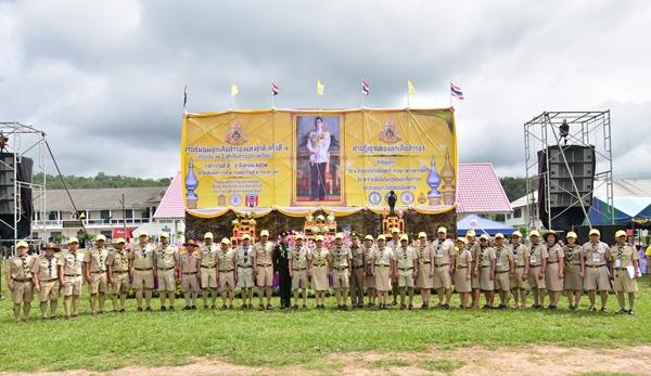 รมช.ศึกษาธิการ เปิดงานชุมนุมลูกเสือสำรองแห่งชาติ ครั้งที่ 1 ที่ จ.ปราจีนบุรี