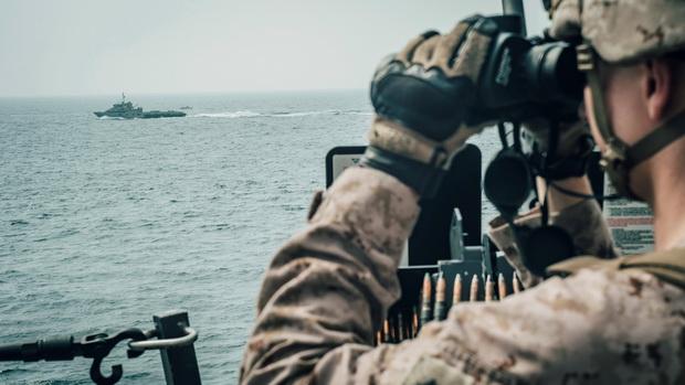 อังกฤษประกาศเข้าร่วมสหรัฐฯ ภารกิจคุ้มกันเรือสินค้าในอ่าวเปอร์เซีย
