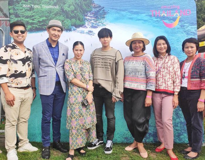 """ททท. เดินหน้าแสดงเจตจำนง """"ลดโลกเลอะ"""" ก้าวไกลถึงเมืองเคมบริดจ์ในงาน Magic of Thailand Festival 2019"""
