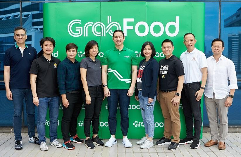 แกร็บฟู้ดเปิดแคมเปญGrabFood 8.8 Mega Sale' ผนึกพาร์ทเนอร์ร้านอาหารลดกว่า80%พร้อม8,000ดีล
