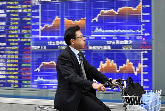 ตลาดหุ้นเอเชียปรับในแดนบวก ขานรับจีนสร้างเสถียรภาพเงินหยวน