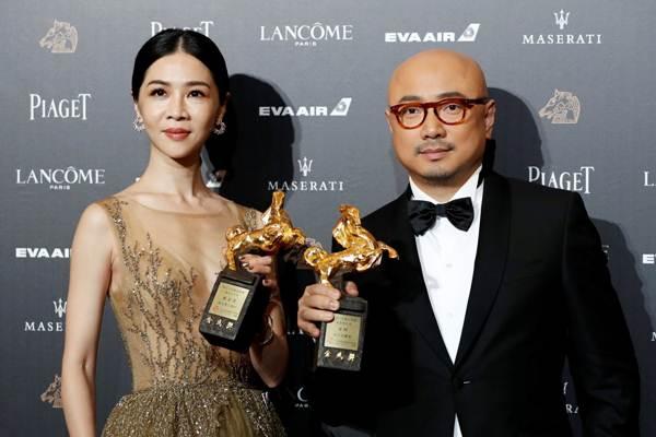 จีนทวีแรงกดดันไต้หวัน บอยคอตรางวัลภาพยนตร์ม้าทองคำ