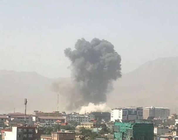 เกิดระเบิดใหญ่ในเมืองหลวงอัฟกานิสถาน เจ็บอย่างน้อย 34 ราย