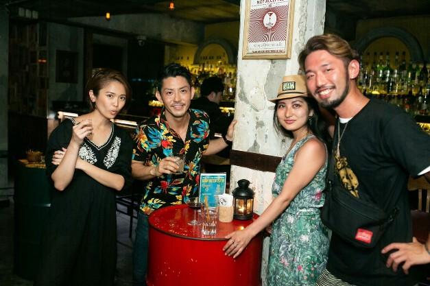 """KIN+ONE จัดเต็ม! ปลุกจิตวิญญาณ """"รัม เลิฟเวอร์"""" ด้วยค็อกเทลสุดพิเศษจากบาร์เทนเดอร์ระดับโลก ในงาน """"Thailand Rum Cocktail Week 2019"""""""