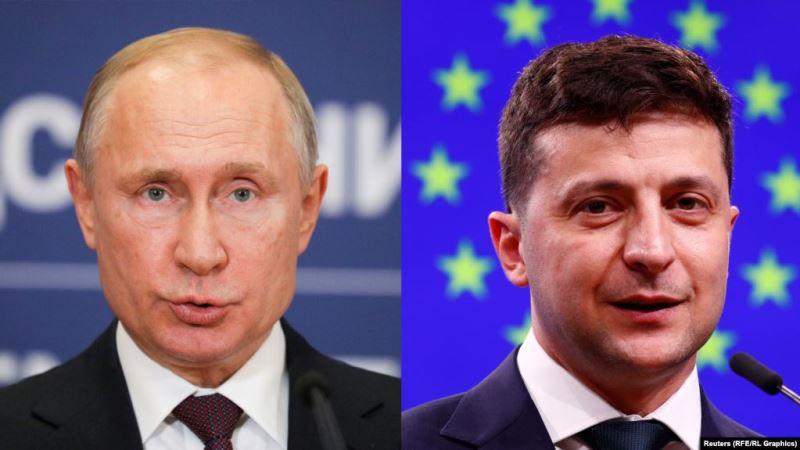 """ผู้นำยูเครนยกหูจี้ """"ปูติน"""" ควบคุมกลุ่มแบ่งแยกดินแดน หลังทหารตาย 4 ศพ"""