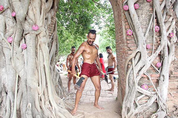 กรุงเก่าเตรียมเปิดเส้นทางท่องเที่ยวทางวัฒนธรรม ชุมชนคลองสระบัว ดึงดูดนักท่องเที่ยว