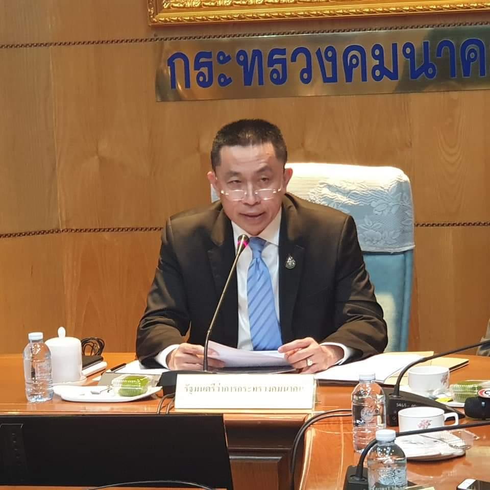 """คนไทยอ่วม""""ศักดิ์สยาม""""ไฟเขียวขึ้นค่าแท็กซี่  -เซอร์ชาร์จที่สนามบินขึ้นด้วย คาดมีผล15 ต.ค."""