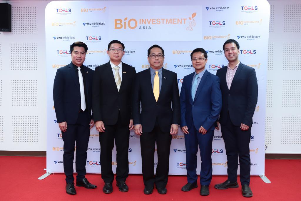 ทีเซลส์ เตรียมจัด Bio Investment Asia 2019 ดันผลิตภัณฑ์ชีววิทยาศาสตร์โกอินเตอร์