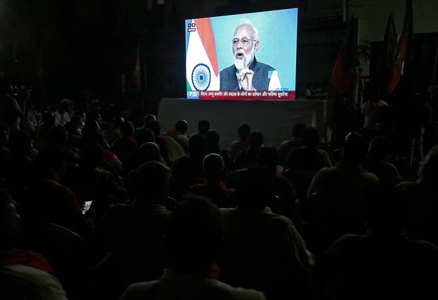 นายกฯอินเดียอ้างถอนสถานะพิเศษแคชเมียร์เพื่อปลดปล่อยจาก'ก่อการร้าย-แบ่งแยกดินแดน'