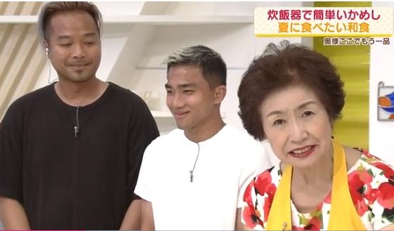 """""""ชนาธิป"""" ดังใหญ่ออกรายการทำอาหารที่ญี่ปุ่น (คลิป)"""