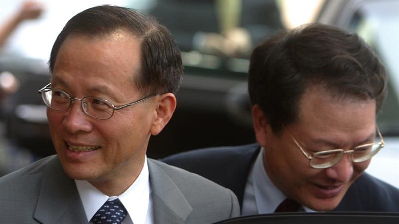 ลี ซู-ฮยุก (Lee Soo-hyuck) เอกอัครราชทูตเกาหลีใต้ประจำกรุงวอชิงตัน ดี.ซี. คนใหม่ (แฟ้มภาพ - รอยเตอร์)