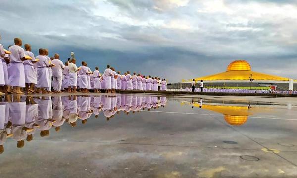 (ภาพ : Phra Sanitwong Charoenrattawong)