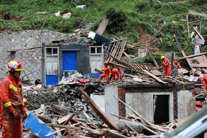 จีนสังเวย44ศพฤทธิ์ไต้ฝุ่น'เลกีมา'อินเดียตายใกล้200อุทกภัยจากมรสุม