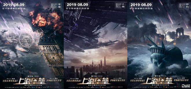 หนังไซไฟฟอร์มยักษ์จากจีนเจ๊งยับ! Shanghai Fortress ห่วยจน ผกก. ต้องขอโทษ