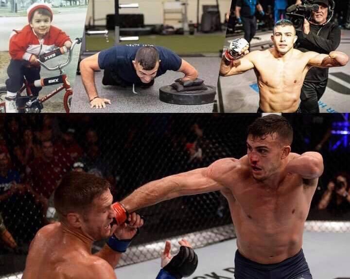 """ใจบอกว่าไหว...แขนเดียวก็ไม่หวั่น  """"นิค นิลล์"""" นักสู้พิการแห่ง MMA"""