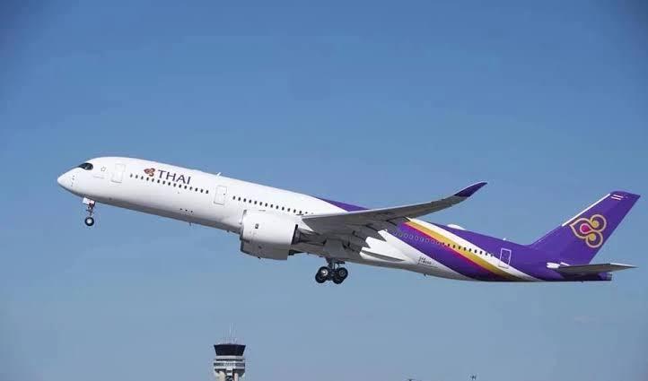 การบินไทยบินเส้นทาง ฮ่องกง ตามปกติ ใช้เครื่องใหญ่ ช่วยรับผดส.ตกค้าง