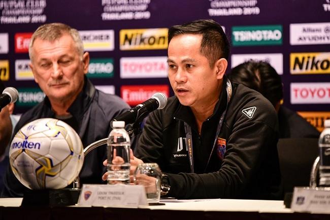 """""""ท่าเรือ"""" ใจชื้น """"เลิศชาย"""" ฟิต พร้อมบู๊ทีมอุซเบฯ 8 ทีม โต๊ะเล็กสโมสรเอเชีย"""