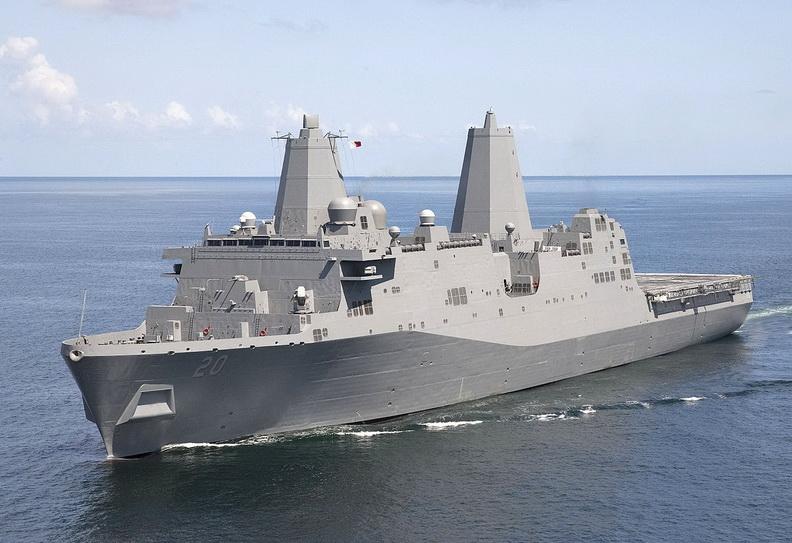 จีนปฏิเสธไม่ให้เรือรบสหรัฐฯ 2 ลำแวะจอดที่ 'ฮ่องกง'